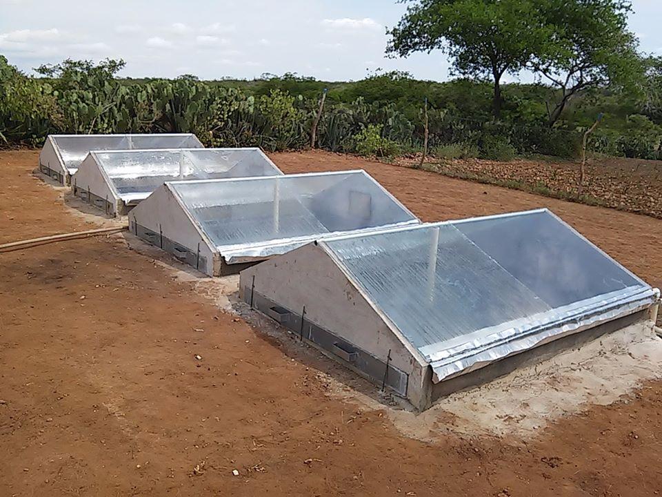 Dessalinizadores Solar